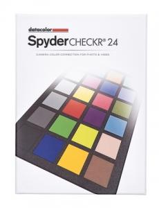 데이터컬러, 사진 및 비디오 카메라 색상 보정용 스파이더체커 24 출시 (사진제공: Datacolor)