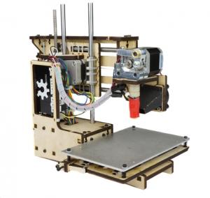 렌탈 대상 3D프린터: 프린터봇 심플 (Printrbot Simple) (사진제공: 엘코퍼레이션)