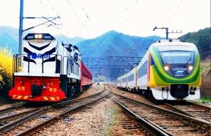 5감만족 1박2일상품은 O-train과 V-train, 정선레일바이크, 바다열차를 모두 이용할 수 있다. (사진제공: 코레일투어)