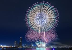 '한화와 함께하는 2014 서울세계불꽃축제' 개최