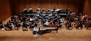제3회 정기연주회 with Beethoven가 성황리에 열렸다.