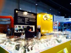 두바이 정보통신박람회(GITEX)에 '컴퓨텍스 디자인 혁신상' 수상작이 선보였다 (사진제공: COMPUTEX)