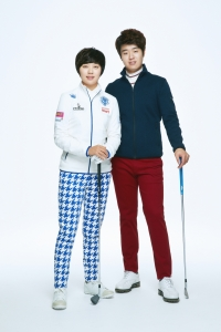 골프선수 김효주 프로의 화보가 공개되어 눈길을 끌었다.
