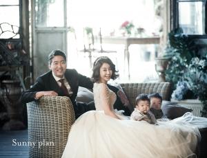 황혜영 리마인드 웨딩 화보