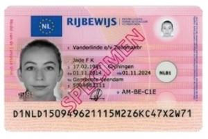 젬알토가 자사의 실리스 전자 운전면허증을 네덜란드의 차량등록청에 공급한다. (사진제공: Gemalto)