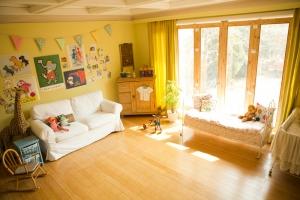 아기사진 촬영에  빈티지 유럽풍 베이비 스튜디오 인기가 높아지고 있다. (사진제공: 베이비윙크)