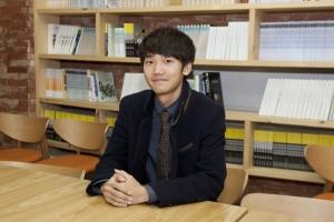 한예진 성우학과 김현욱 (사진제공: 한국방송예술교육진흥원)