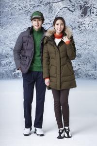 골프웨어 그린조이는 겨울맞이 할인 행사를 통해 가을·겨울 신상품은 50%, 이월상품은 70% 할인된 가격으로 판매한다. (사진제공: 그린조이)