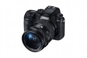 삼성전자가 업계 최고 수준의 스피드와 정확성을 겸비한 렌즈 교환형 프리미엄 미러리스 스마트카메라 NX1을 출시한다.