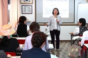 한국예절문화원은 예절강사 위한 인성교육 워크숍을 개최한다.