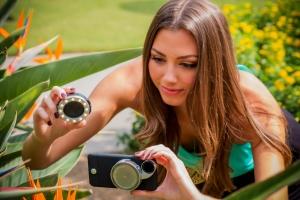 지타일러스코리아는 4-in-1 회전식 렌즈가 적용된 아이폰용 케이스를 한국시장에 최초로 출시한다