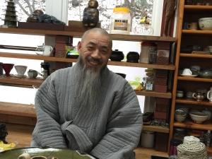 저자 동봉 스님 (사진제공: 민족사)