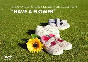토박스는 2015년 봄을 맞아 향기나는 스니커즈 씨엔타의 플라워 컬렉션을 새롭게 선보인다