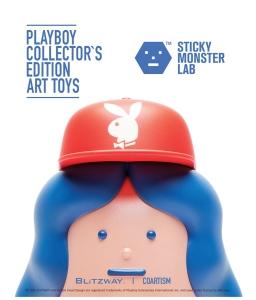 플레이보이 콜렉터스 에디션 아트토이 공식 포스터