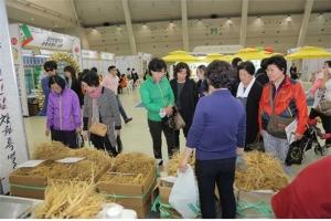 2015 금산 인삼 부산특별전이 부산 벡스코에서 개최된다 (사진제공: 금산군청)