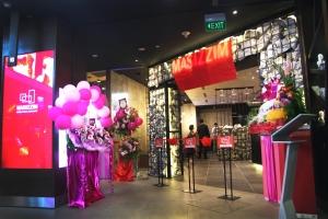 마시찜이 싱가포르 1호점을 오픈했다 (사진제공: 오감만족)