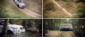 레인지로버 이보크 컨버터블, 엄격한 차량 테스트 마치고 11월 최초 공개 준비 마쳐