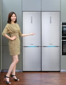 삼성 '셰프컬렉션' BMF 냉장고, 영국에서 제품 평가 만점 획득