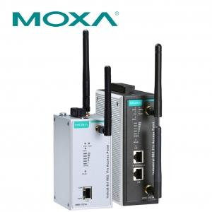 MOXA가 더 강력하고 스마트해진 보호 기능을 바탕으로 신뢰성 높은 무선 연결을 보장하는 차세대 WLAN 디바이스인 AWK-A 시리즈를 출시한다 (사진제공: Moxa)
