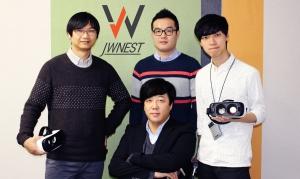 요즈마 그룹이 가상현실 기술 기반 컨텐츠 전문 개발사 제이더블유네스트에 투자를 완료했다 (사진제공: 요즈마그룹코리아)