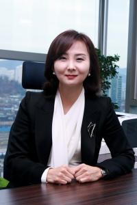 씨티카 신임 박연정 대표 (사진제공: 씨티카)