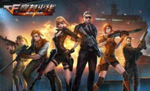 룽투코리아가 스마일게이트 그룹과 공동 개발 중인 크로스파이어 모바일 TPS 게임에 대한 중국 퍼블리싱 권한을 확보했다 (사진제공: 룽투코리아)