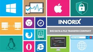이노릭스가 테라바이트급 대용량 파일을 초고속으로 전송할 수 있는 솔루션 InnoEX와 함께 웹 업무 환경을 위한 전송 속도 강화에 나섰다 (사진제공: 이노릭스)