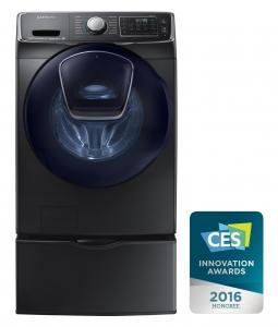 삼성 액티브워시 세탁기 (사진제공: 삼성전자)