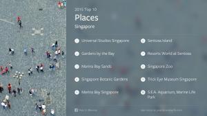 트릭아이뮤지엄이 싱가포르 TOP 10 관광지에 2년 연속 선정됐다 (사진제공: 트릭아이미술관)