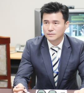 김외기 연제협 회장후보 출마자 (사진제공: 해오름)