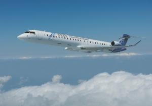 봄바디어 커머셜 에어크래프트가 차이나익스프레스항공으로부터 10대의 CRJ900 소형항공기 확정주문을 받았다 (사진제공: Bombardier)