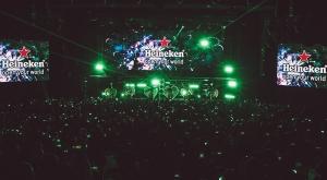 하이네켄 프레젠트 더 파이널 카운트다운이 성공리에 개최됐다 (사진제공: 하이네켄코리아)
