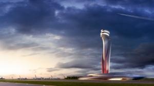 AECOM 및 피닌파리나, 이스탄불 신공항 건물 디자인 공모서 당선 (사진제공: AECOM)