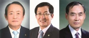 왼쪽부터 김지, 정우창, 김종암씨 (사진제공: 동명대학교)