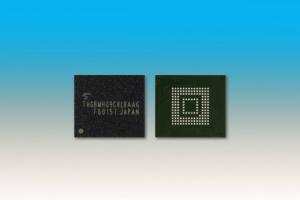도시바, 자동차 애플리케이션용 e-MMC™ 낸드 플래시 메모리 출시 (사진제공: Toshiba Semiconductor & Storage Products Company)