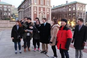 지방대학특성화(CK-I)사업단 해외 프로그램 활동 모습 (사진제공: 동명대학교)