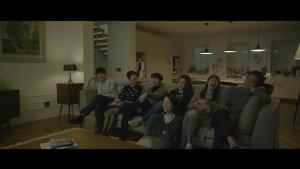 삼성 SUHD TV집모임 이벤트 영상 이미지 (사진제공: 삼성전자)