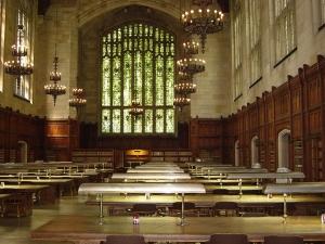 University of Michigan-Ann Arbor, Law Library (사진제공: 미라클에듀)