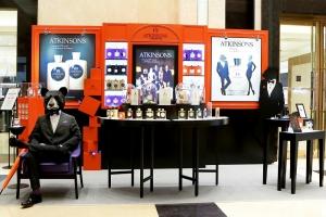 니치향수 브랜드 앳킨슨이 15일부터 롯데백화점 팝업 스토어를 오픈한다 (사진제공: 코익)