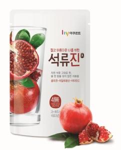 한국야쿠르트가 여성 건강을 위한 프리미엄 건강음료 석류진(眞)을 출시한다 (사진제공: 한국야쿠르트)