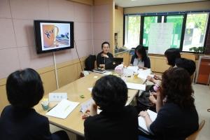 강한 부모 강한 어린이 부모교육 모습 (사진제공: 서울장애인종합복지관)