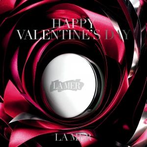 라 메르가 발렌타인데이 립밤 스페셜 인그레이빙 서비스를 실시한다 (사진제공: The Estée Lauder Companies Inc.)
