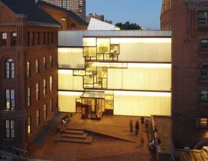 Pratt Institute, Higgins Hall (사진제공: 미라클에듀) (사진제공: 미라클에듀)