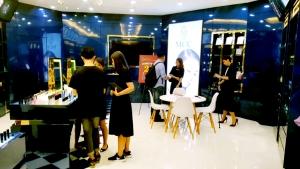 MCC 코스메틱이 1월 19일 말레이시아 쿠알라룸푸르에 브랜드샵 2호점을 오픈했다. (사진제공: 원인터내셔날)
