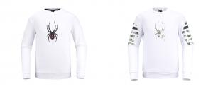 무도 멤버들이 입고 나온 의상은 모두 글로벌 스포츠 브랜드 스파이더의 제품이다 (사진제공: 스파이더)