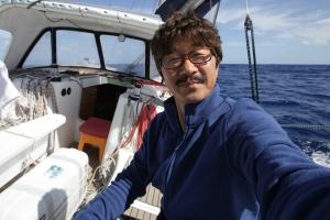 2월 1일 충남연구원 특강에 초청된 해양모험가 김승진 선장 (사진제공: 충남연구원)
