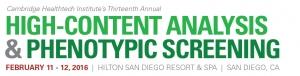 하이컨텐트 분석 및 표현형 스크리닝 컨퍼런스2016가 2월 11~12일 열린다 (사진제공: 글로벌인포메이션)
