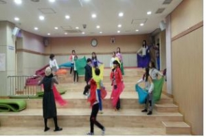 인천 율목도서관이 무한상상실 운영을 완료했다 (사진제공: 인천광역시도서관발전진흥원)
