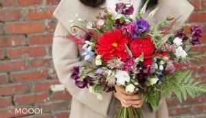 모이가 꽃 나눔 프로젝트를 실시한다 (사진제공: 모이)