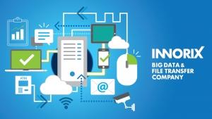 기업용 파일전송 솔루션 전문기업 이노릭스가 공식 홈페이지를 리뉴얼 오픈했다 (사진제공: 이노릭스)